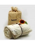 Kołdry od producenta Alpax z wypełnieniem 100% alpaca.