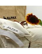 Podkłady na materace z wypełnieniem 100% alpaca